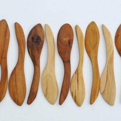 Nożyki do smarowania